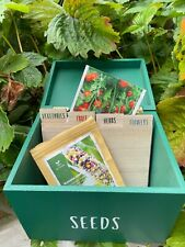 More details for beautiful green seed box