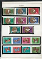 hungary issues of 1969 stamps page ref 18295