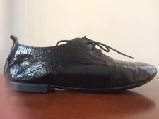Costume national Lace Up Shoes Uk 4 Eu 37 - Black