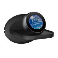 Wall Mount Stand For Amazon Echo Spot Smart Speaker Shelf Holder Black