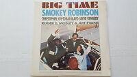 SMOKEY ROBINSON - Big Time Film Score SEALED '77 DISCO FUNK SOUL (LP) Tamla