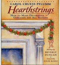 HEARTH STRINGS: Making Decorative Garlands for all Seasons * Instructions + Pics