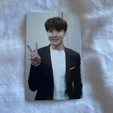 BTS Memories of 2018 DVD j-hope Hoseok photocard