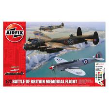 Airfix A50182 Battle of Britain Memorial Flight Aircraft Gift Set Model Kit 1:72