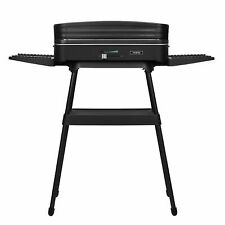 Tower T14028 Electric Indoor and Outdoor BBQ Grill With Stand 2200w -