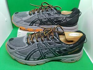 Asics Gel Venture 6 Men's Gray Walking/ Running  Shoes Size 11.5