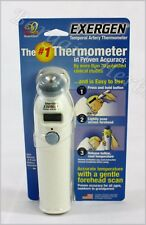 Exergen Temporal Artery Thermometer TAT-2000C New Sealed Free Domestic Shipping