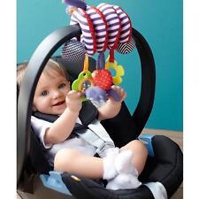 2016 Baby Activity Toy Cot/Crib Spiral Musical Pram Stroller Doll Infant Gift LJ