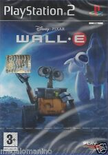 Ps2 PlayStation 2 **DISNEY PIXAR ♥ WALL • E**  Nuovo Sigillato Italiano Pal