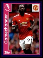 Merlin's Premier League 2018 - Romelu Lukaku Manchester United No. 162