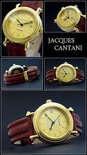 LUSSO AUTOMATICO originale-Jacques Cantani OROLOGIO SERIE Orlando 2824-2 movimento dell'orologio
