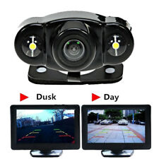 vue de l'arrière la vision de nuit renforts de stationnement voiture caméra