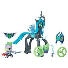 My Little Pony Guardians Of Harmony Queen Chrysalis V. Spike The Dragon