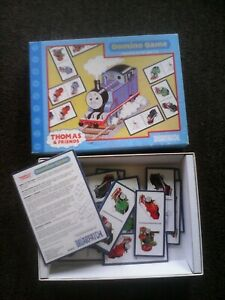 Thomas & Friends - Domino Game - Matching fun for ages 3-6