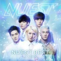 NU'EST JAPAN Debut Album [NU'EST BEST IN KOREA] (CD only) Regular Edition