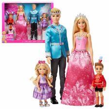 Barbie Dreamtopia | Puppen Geschenk-Set | Mattel FPL90 | Ken, Chelsea & Notto