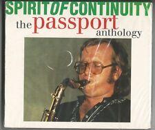"""Spirit of Continuity"" The PASSPORT Anthology"" 2 CD 1995 - NEU & OVP/NEW"