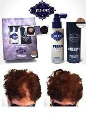 grey  Hair Fibers Set Instantly Conceal Balding+ Hold Spray by Piz-zaz