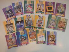 Disneyland 50Th Anniversary Cast Member Exclusive Trading Cards Ephemera