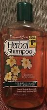 1  Natural Herbs Botanicals Shampoo for Dry Damaged or Permed Hair New Old Stock