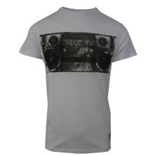 Supreme Being Men's Retro Beat Box S/S Tee