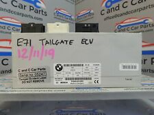 BMW X6 Boot Tailgate ECU 7304626 12/11