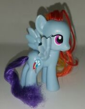 "My Little Pony G4 ""RAINBOW DASH"" (Single Bag 2010) Brushable 3"""