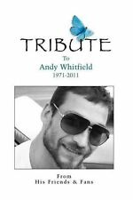 Tribute, to Andy Whitfield 1971-2011 (English) Paperback Book