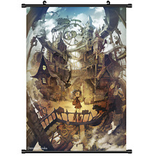 2765 Anime Game Machinarium Poster Wall Scroll cosplay A