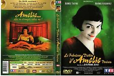 LE FABULEUX DESTIN D'AMELIE POULAIN - FILM avec Audrey TAUITOU - 2003 - 120 mn