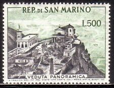 I991 SAN MARINO – Veduta, 500 lire n. 475. Cat. €. 130 – MNH**