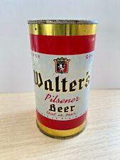 Walter's Beer - Wi Flat Top - Pristine!