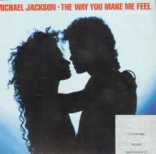 MICHAEL JACKSON - The Way You Make Me Feel - Epic - DualDisc Limited Numbered