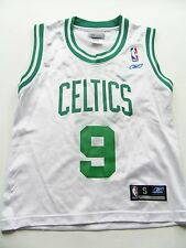 Reebok Rajon Rondo #9 Boston Celtics NBA Jersey, Youth Size S (8)