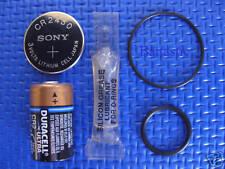 Battery Kit For Oceanic Atom Recv & Trans Complete, NEW