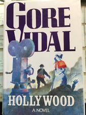 Gore Vidal / Hollywood A Novel of the Twenties HC Signed 1st ed