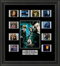 Harry Potter and the Order of the Phoenix Framed 35mm Film Cell Memorabilia