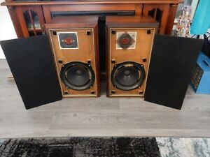 Large Advent Speakers Need Refoamed Vintage w/ Grills