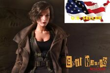 1/6 Alice Figure Milla Jovovich Resident Evil The Final Chapter ❶USA IN STOCK❶