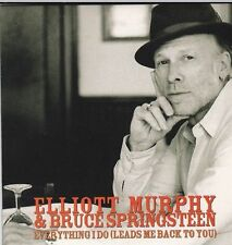 CD PROMO BRUCE SPRINGSTEEN & ELLIOTT MURPHY ONLY SPAIN