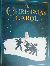 Charles Dickens A Christmas Carol The Folio Society Illustrated Hardcover