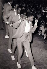 The Temptations Poster, Dancing, Live in Concert
