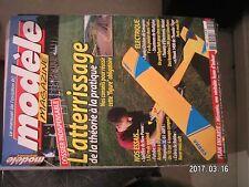 **a Modèle magazine n°627 Plan encarté Micromix / Cobra 500 / Futuba 6EXA