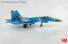 Hobby Master HA6010, Su-27 Flanker B Serial 100, Ukrainian Air Force 1:72
