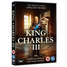 King Charles III 2017 BBC Genuine R2 4 & 5 DVD Immediate DISPATCH