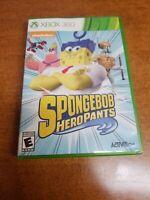 SpongeBob HeroPants (Microsoft Xbox 360, 2015)