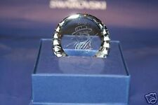 Swarovski Crystal Antonio Paperweight Rare 60MM New  7400 200 360 / 626 588    E
