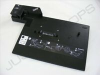 IBM Lenovo THINKPAD T500 W500 Advanced Docking Station Replicatore Porte N. Keys