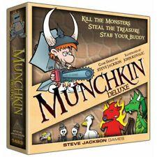 Munchkin Deluxe - (New)