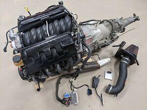 2005 GTO 6.0 LS2 Engine Liftout 4L65E Transmission 108K Miles Complete Video